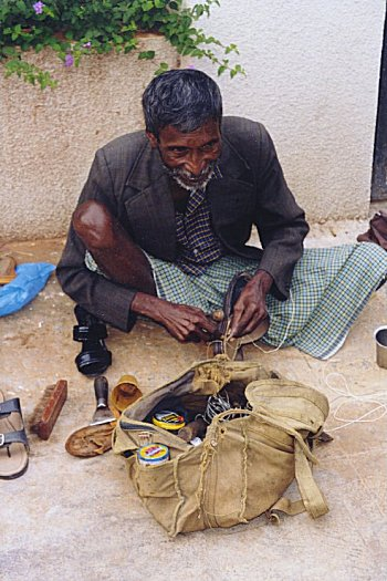 Cobblers are Looked Down Upon in India