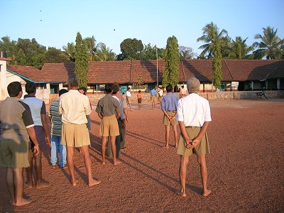 Activities at an RSS Branch