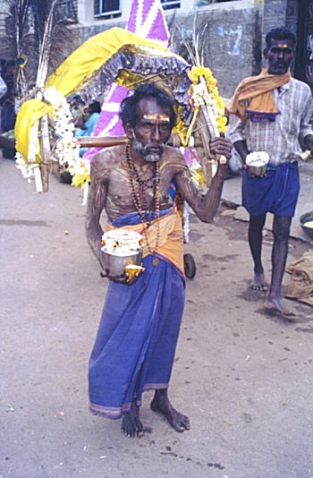 A Devotee of Swamy Ayyappan
