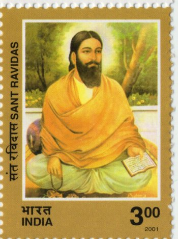 15th Century Saint Ravidas