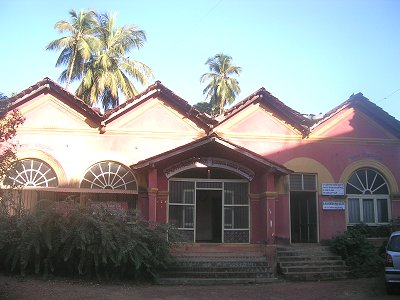 An Old Fashioned Home of Mangalore