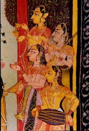 Lady Musicians of Rajsthan