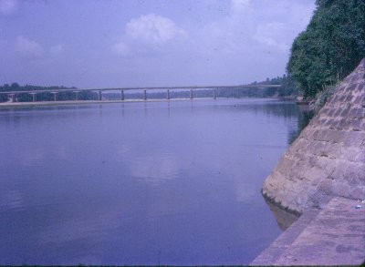 View of Periyar River