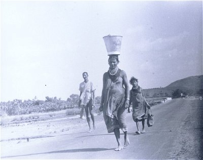 Tribals on the Highway