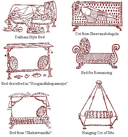 Ancient Beds