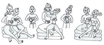 Drinking in Ancient India