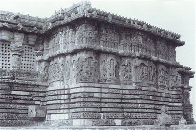 Example of Hoysala Temple