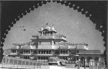 The City Palace, Rajasthan