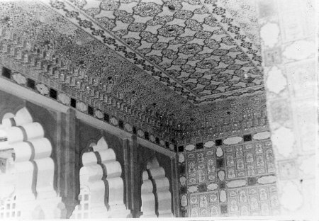 Interior of Glass Palace