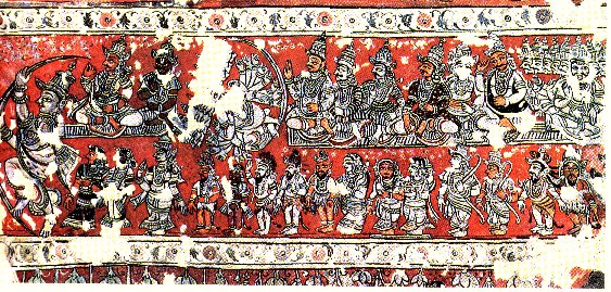 Religious Paintings of India