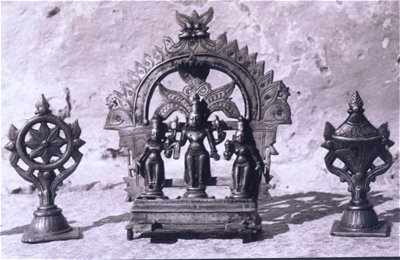 Temple Artifacts