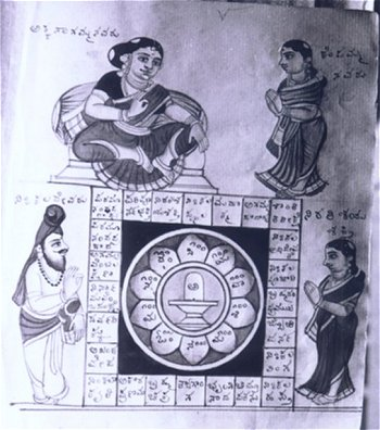 The Basava Purana Manuscript