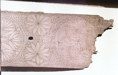 Pages from a Palm Leaf Manuscript