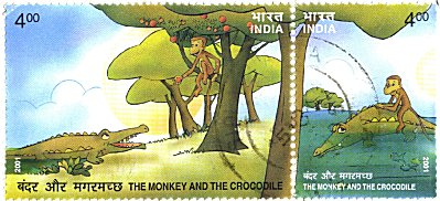 Panchatantra on Postage