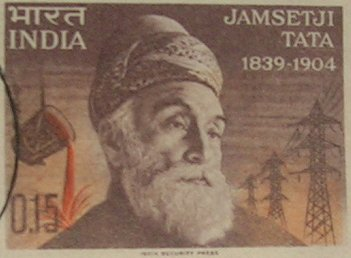 biography of jamsetji tata Jamsetji tata, founder of india's first iron and steel factory (1907.