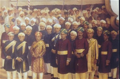 Attire of Noblemen of Mysore