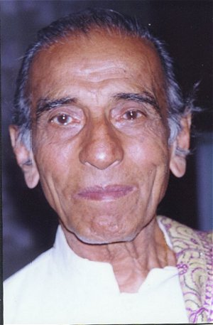 Portrait of H.R. Keshava Murty