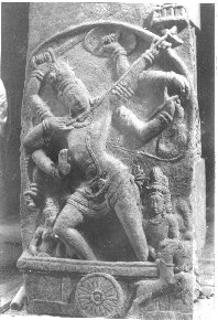 A Sculpture from Pattadakallu