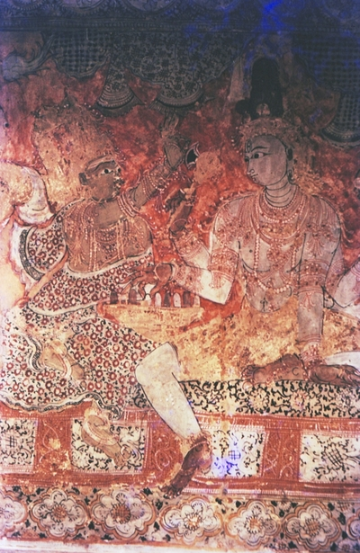 Murals of Lepakshi