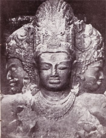 Trimurti of Elephanta