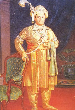 Royal Costume of Mysore