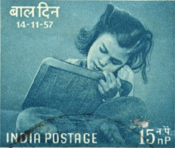 Indian Postage