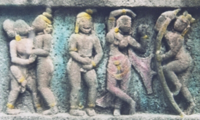 Sex in Indian Scultpures