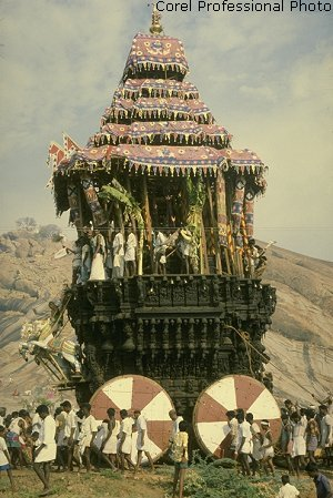 Temple on Wheels, Tiruparankundram
