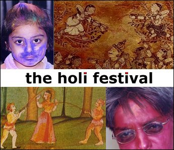 Holi -- The Festival of Colors