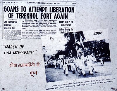 Liberation of Goa