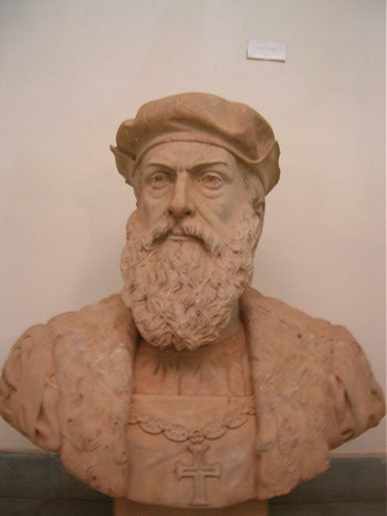 Bust of Vasco de Gama