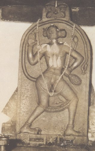 Hanuman, the Monkey