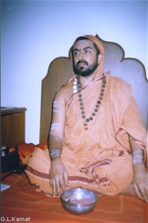 Swamiji of Chitrapur Muth