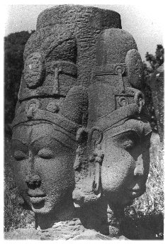 Four Headed Brahma, Ballegavi