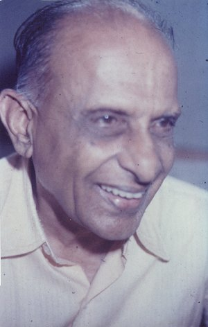 Chaduranga -- Kannada Writer and Critic