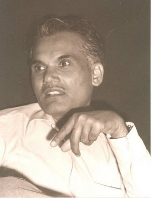 """I am not happy with everything that I write the first time""- Bhyrappa"