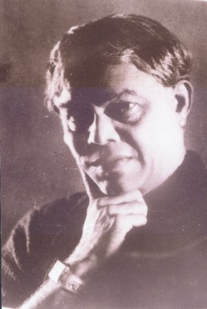 Portrait of T.P. Kailasam