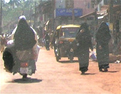 A Street in Bhatkal Town