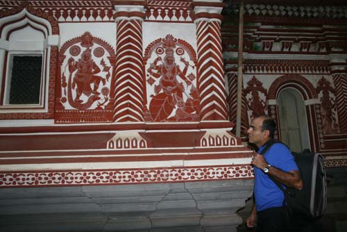 Kavi Art Murals of Ramamandir