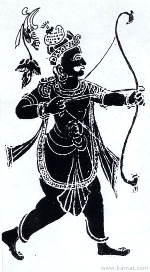 Warrior Ramachandra