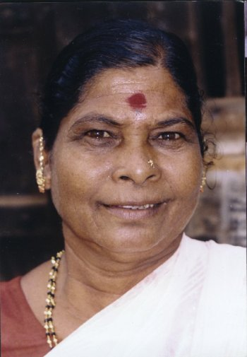 Woman belonging to the Konkan-Maratha Community