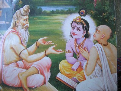 Education in Vedic Times