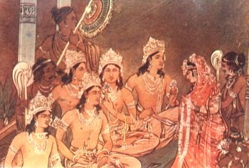 The Swayamvara Wedding