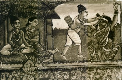 The Humiliation of Shurpanakhi