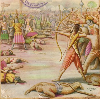 Killing of Indrajit