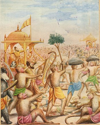 Killing of Rawana