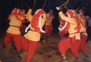 The Gumatepak Dance