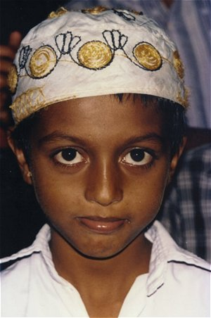 Muslim Youngster