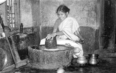 Long before Kitchenmate, there was the Grinding Stone