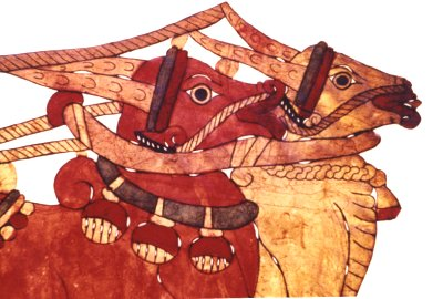 Leather Puppets